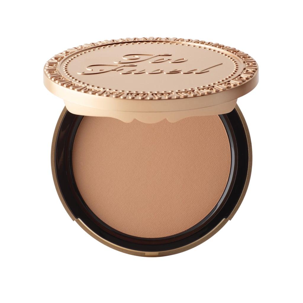 Too Faced Milk Chocolate Soleil Bronzer ($30)