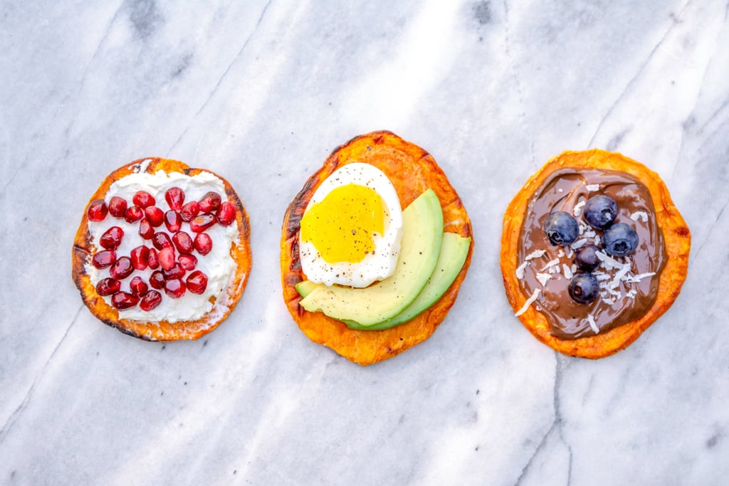 This New Preroasted Sweet Potato Toast Is Your Blank Canvas For a Gluten-Free Masterpiece