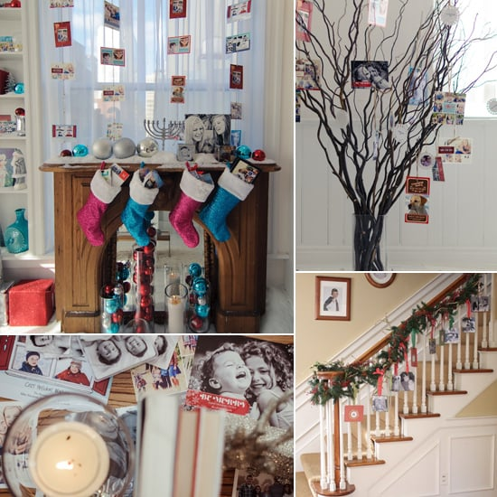 9 Ways to Display and Store Your Holiday Cards