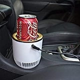 Premium 2-in-1 Car Cup Warmer Cooler Smart Car Cup Holder