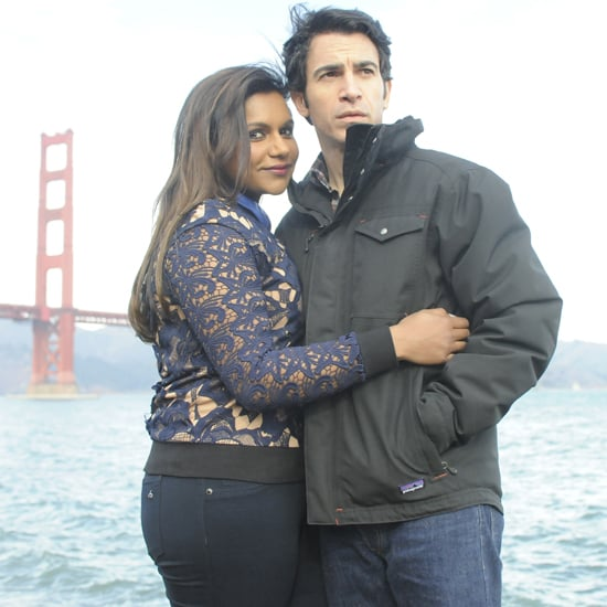 Mindy Shows Danny Around San Francisco on Mindy Project