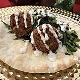 Savory Strength Falafel Pita