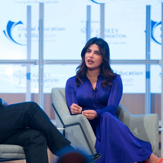 Priyanka Chopra at Global Education & Skills Forum in Dubai