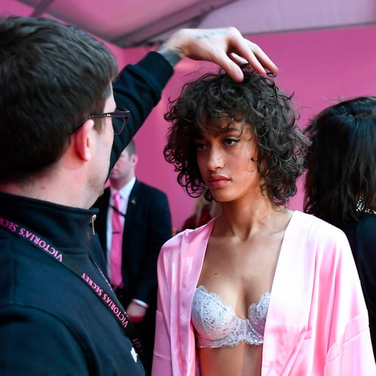 Natural Hair at the 2016 Victoria's Secret Fashion Show
