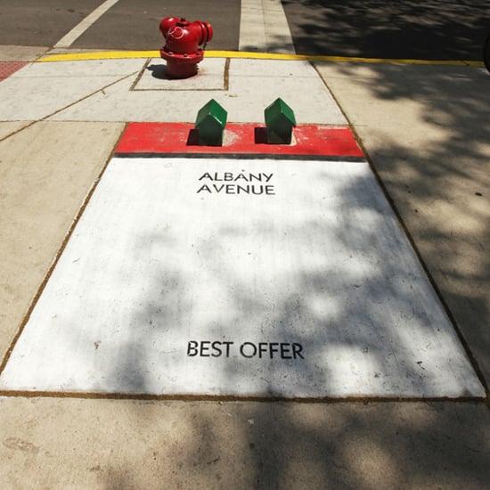 Monopoly Street Art Chicago