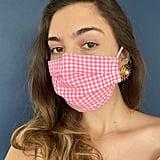 Adjustable Elastic Face Mask
