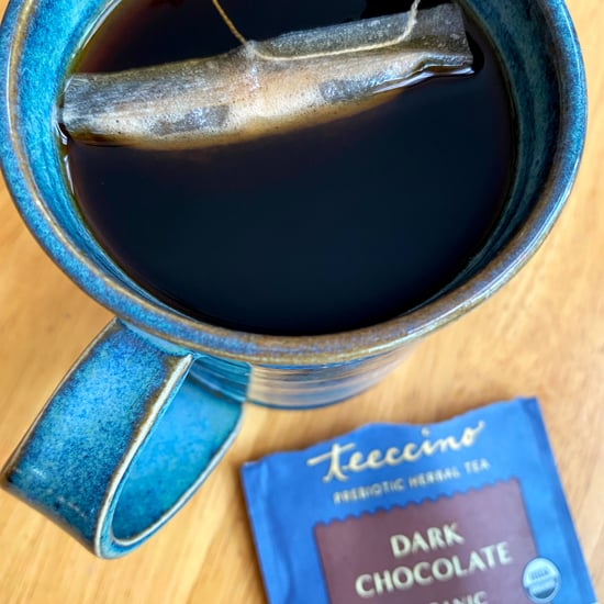 Teeccino Caffeine-Free Dark Chocolate Tea For Sugar Cravings