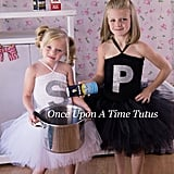 Salt and Pepper Shaker Tutu Dresses