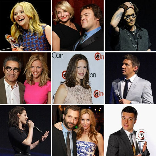 CinemaCon Pictures 2012