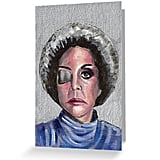 Cuna De Lobos: Catalina Creel Greeting Card ($3)