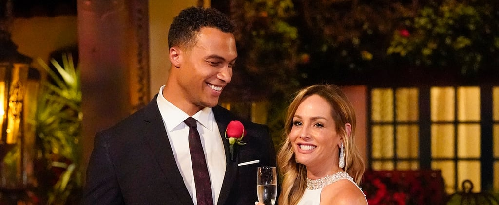 The Bachelorette: Clare and Dale Break Up After 5 Months