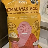 Second training session: 1 p.m. Post-training: One scoop of Puori Vanilla Protein plus 50 grams of carbs. Snack (around 4:30 p.m.): A whole bag of LesserEvil Himalayan Gold Popcorn.