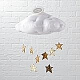For Infants: Luxe Star Cloud Mobile
