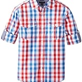 Wear This: Tommy Hilfiger Little Boys' Cruz Shirt