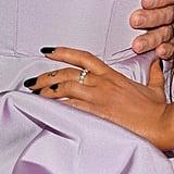 Ariana Grande's Black Heart Tattoo