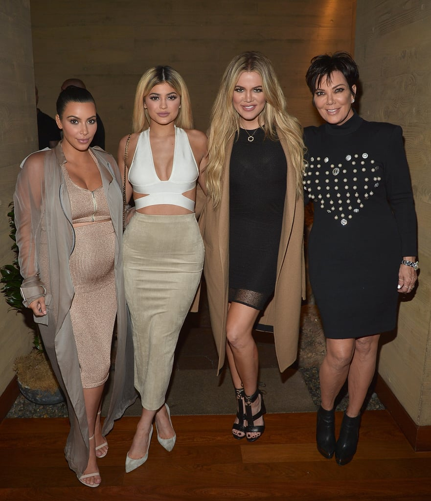 The Kardashian Family Motto Must Be All About Matching