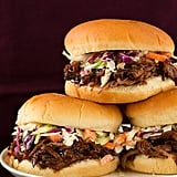 Balsamic and Honey Pulled Pork Sandwiches