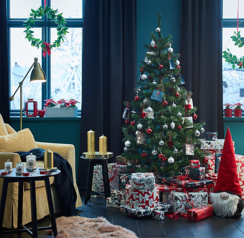 Ikea's 2019 Holiday Collection Is Here, and Prices For Christmas Decorations Start as Low as $1