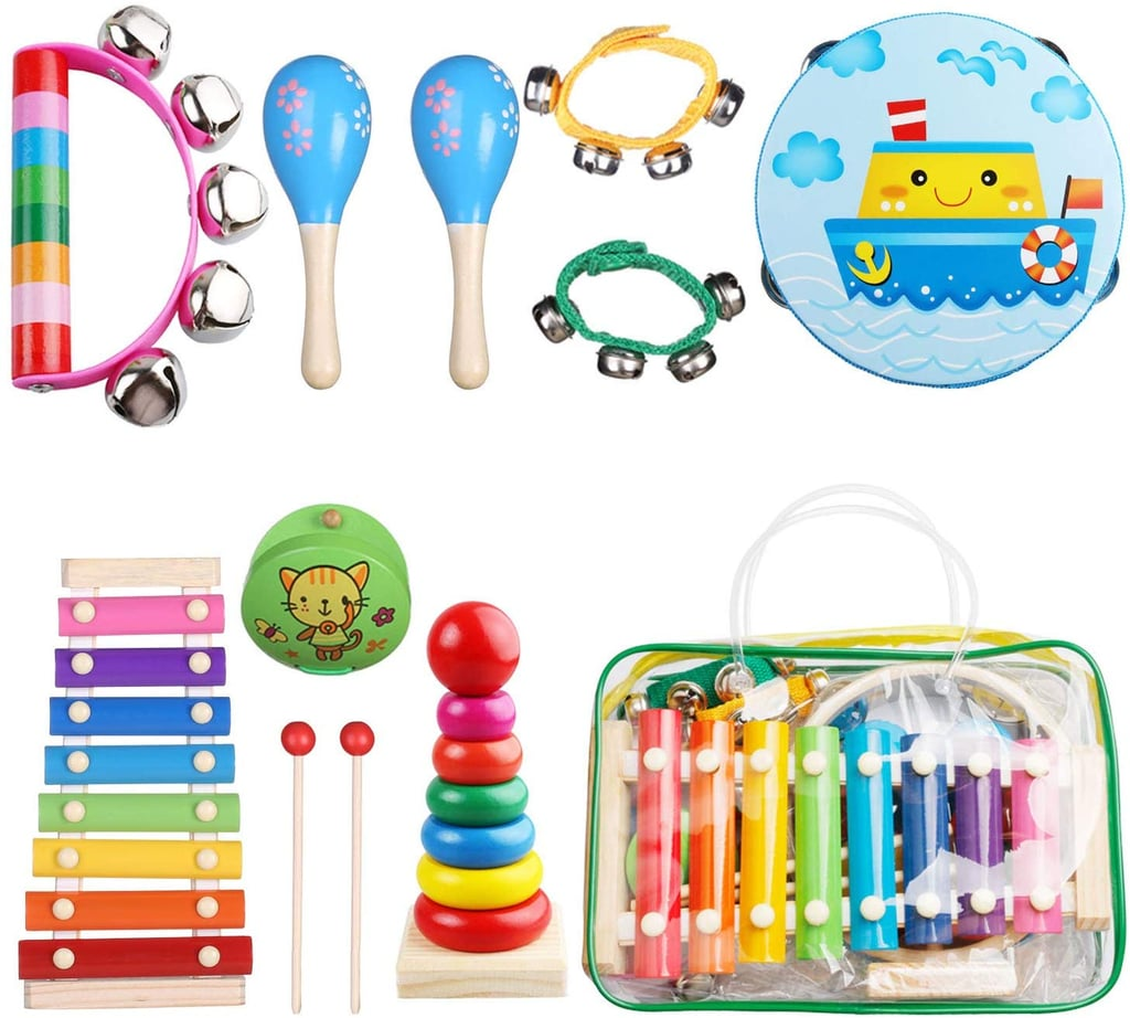 Musical Instruments Set For Toddler and Preschool Kids