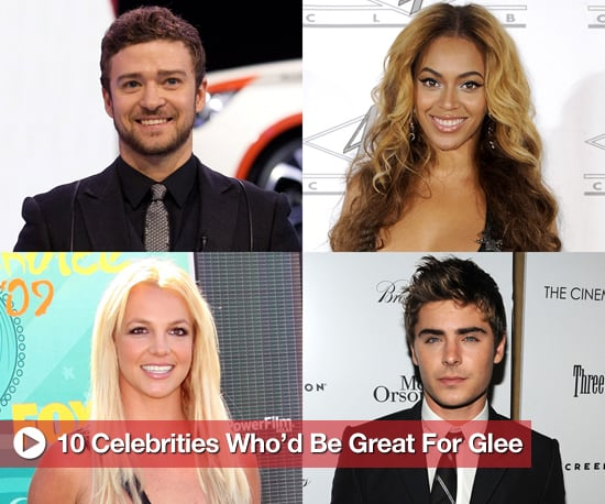 Celebrities Who Should Guest Star on Glee 2010-04-27 14:35:00