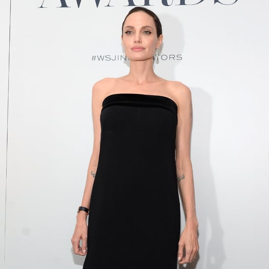 Angelina Jolie's Dress at the WSJ Magazine Innovator Awards