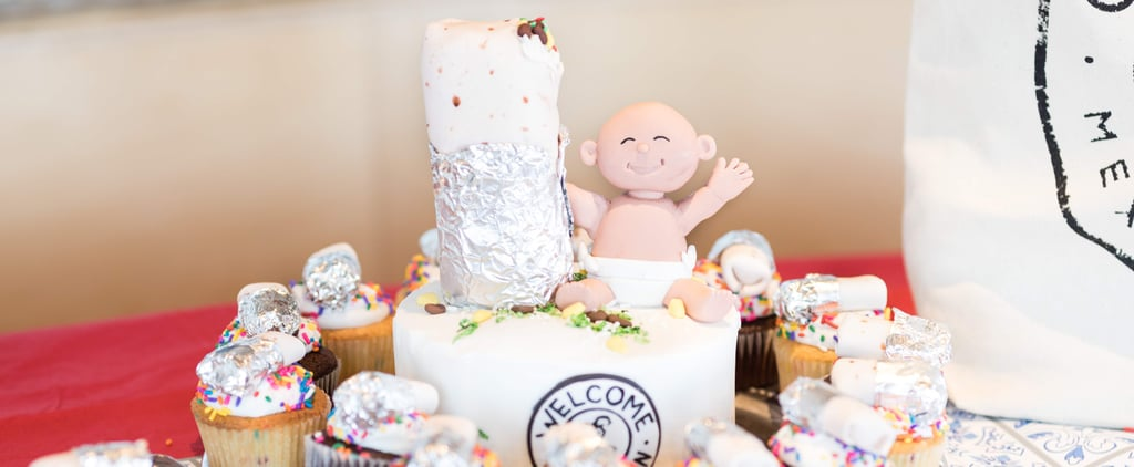 Chipotle Throws Burrito Baby Shower For Mom