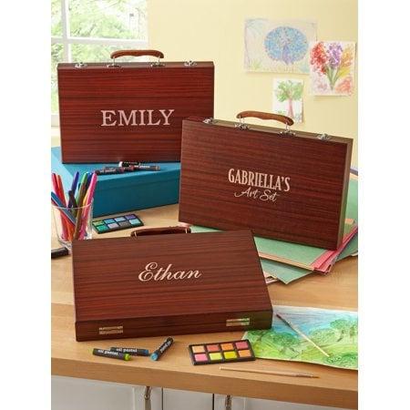 Personalized 80-Piece Art Set