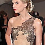 Taylor Swift at the Met Gala Pictures