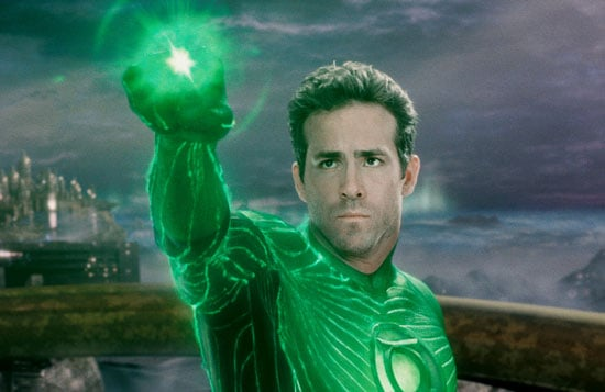 Green Lantern Movie Review Starring Ryan Reynolds and Blake Lively