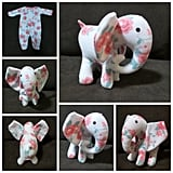 Custom Sleeper Elephant ($30)
