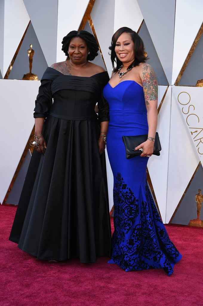 Whoopi Goldberg And Her Daughter Alex Martin Got All