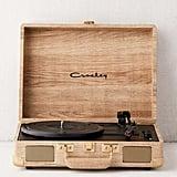 Crosley Wood Cruiser Bluetooth Record Player