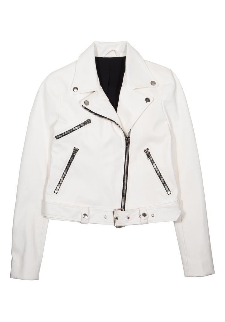 Leather Jacket ($995)