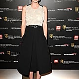 Carey Mulligan in Preen at the 2010 BAFTA Los Angeles Awards