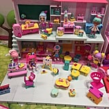 Happy Places Shopkins Happyville High School Playset