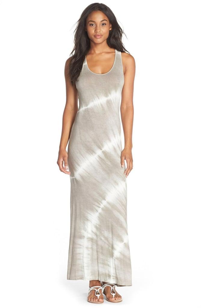 Fraiche by J Tie Dye Racerback Maxi Dress ($90)