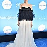 Sofia Carson at the 15th Annual UNICEF Snowflake Ball