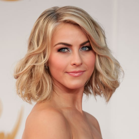 Julianne Hough Hair and Makeup at Emmys 2013 | Pictures