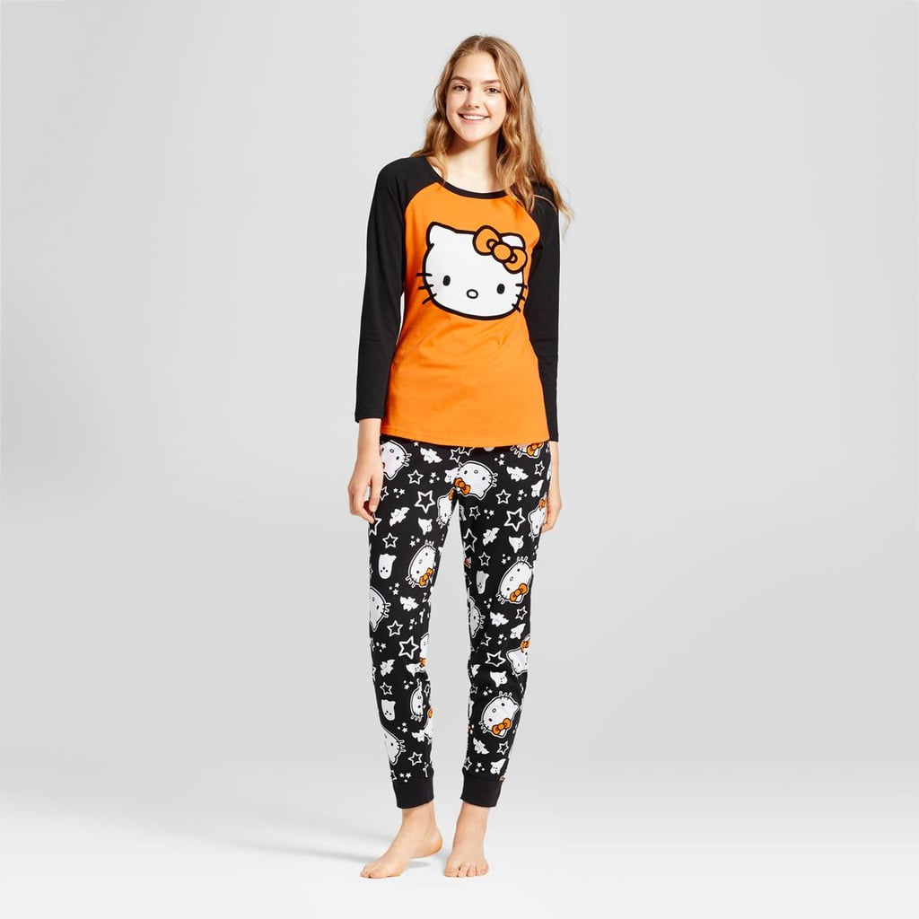 Hello Kitty Two-Piece Pajama Set