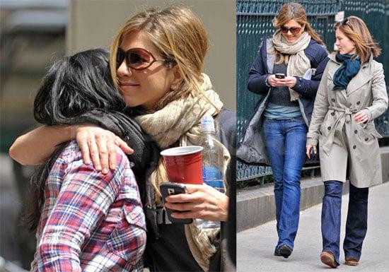 Jennifer Aniston in NYC