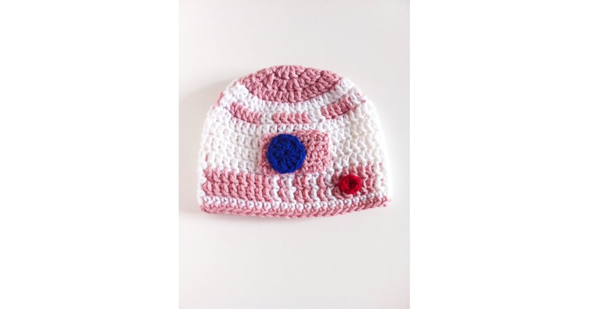 Pink R2d2 Hat Crocheted Star Wars Outfits For Babies Popsugar