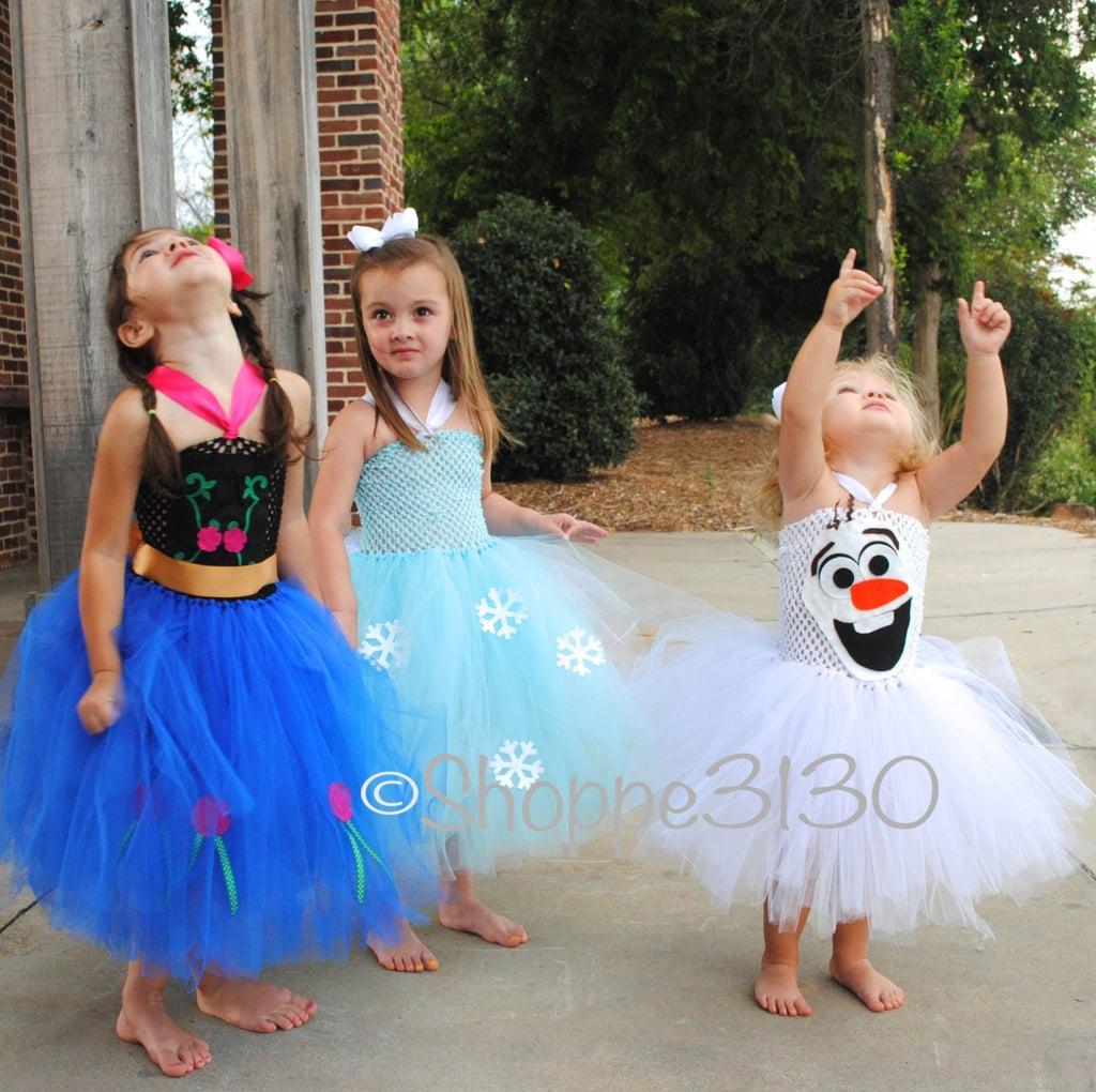 kids group halloween costume ideas popsugar moms - Halloween Costumes Of Elsa