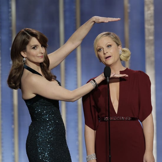 Tina Fey and Amy Poehler Opening Speech 2013 Golden Globes