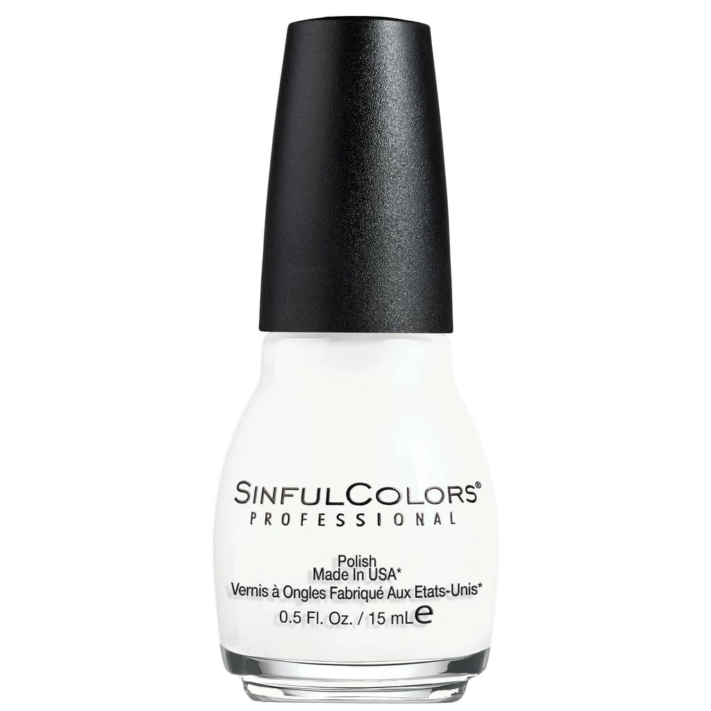Fall Nail Colour Trend: Pearly Whites