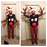 DIY Rudolph Sweater