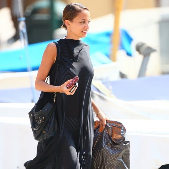 Nicole Richie and Joel Madden on Vacation in Italy