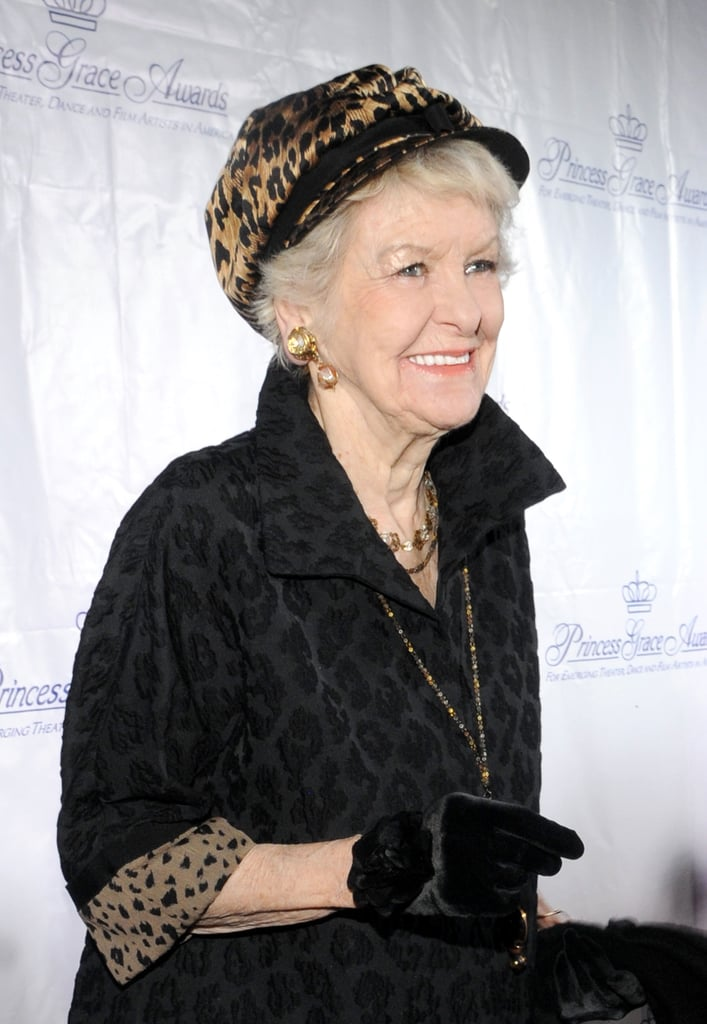 Elaine Stritch at the Princess Grace Awards