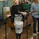 Moira at Jazzagals Rehearsals