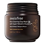 Innisfree (Super Volcanic Clusters) Pore Clearing Clay Mask