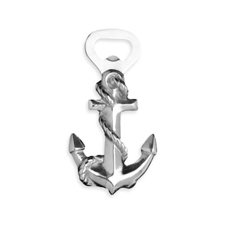 Perfect for your seafaring buddy, this anchor bottle opener ($20) would add charm to any bar cart.